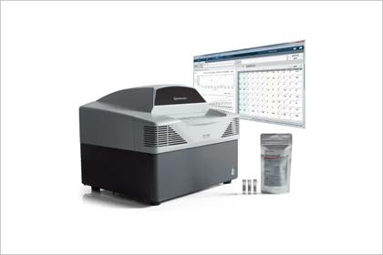 遺伝子型判定システム GTS-7000